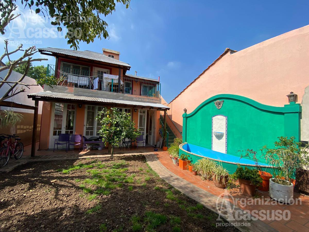 Foto Casa en Venta en  S.Isi.-Vias/Rolon,  San Isidro  Tres de Febrero al 700