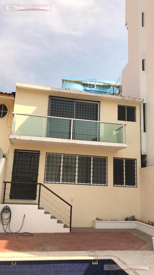 Foto Casa en Renta en  Fraccionamiento Hornos Insurgentes,  Acapulco de Juárez  Bajio, Hornos Insurgentes