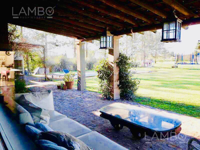 Foto Casa en Alquiler temporario en  La Escondida,  Countries/B.Cerrado (Pilar)  ALQUILER TEMPORARIO VERANO 2021- La Escondida, Pilar-