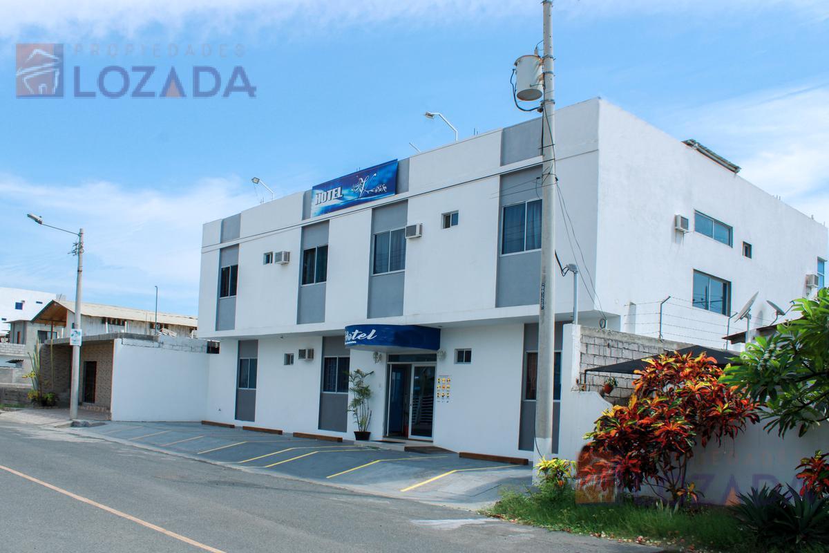 Foto Hotel en Venta en  Chipipe,  Salinas  Vendo Hotel en Chipipe cerca de la playa