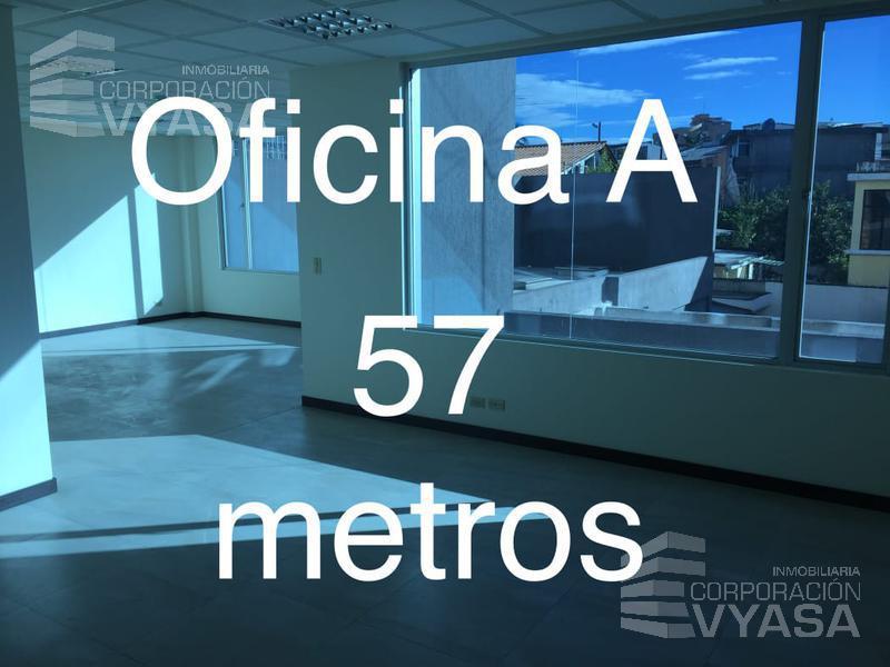 Foto Oficina en Venta en  Rumipamba,  Quito  MARIANA DE JESÚS - OFICINA NUEVA POR ESTRENAR DE 57 M2