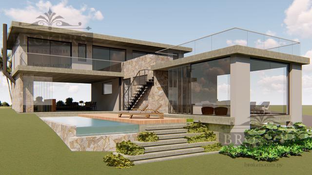 Foto Casa en Venta en  Altos ,  Cordillera  Vendo Residencia De 3 Suites a Estrenar En Aqua Village