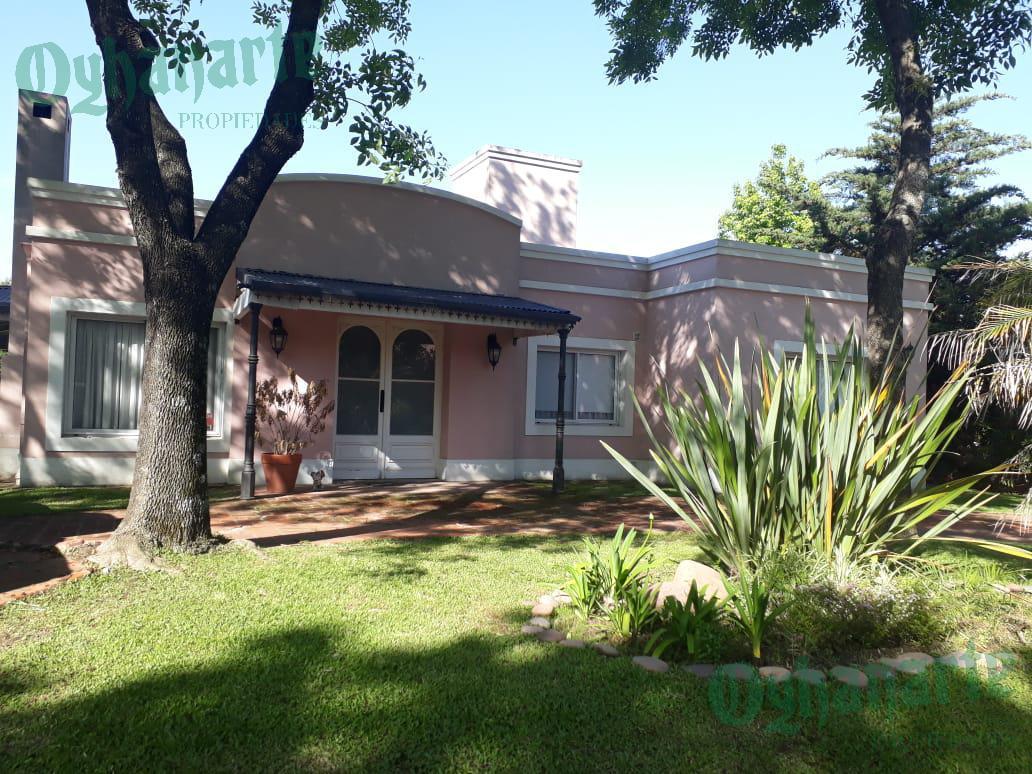 Foto Casa en Alquiler temporario en  San Patricio,  Countries/B.Cerrado (Moreno)  San Patricio UF al 100