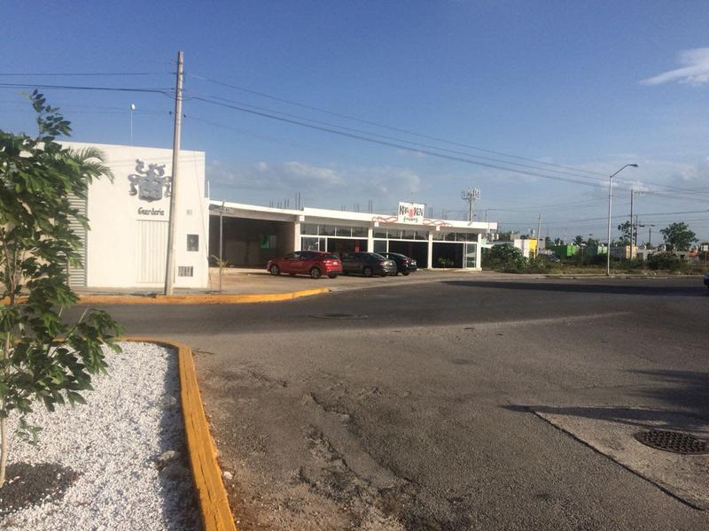 Foto Local en Renta en  Pueblo Caucel,  Mérida  CAUCEL locales comerciales