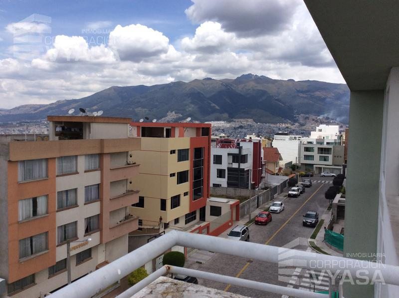 Foto Departamento en Venta en  Norte de Quito,  Quito  AMAGASÍ DEL INCA - CERCA A LA EMBAJADA USA, SUITE EN VENTA