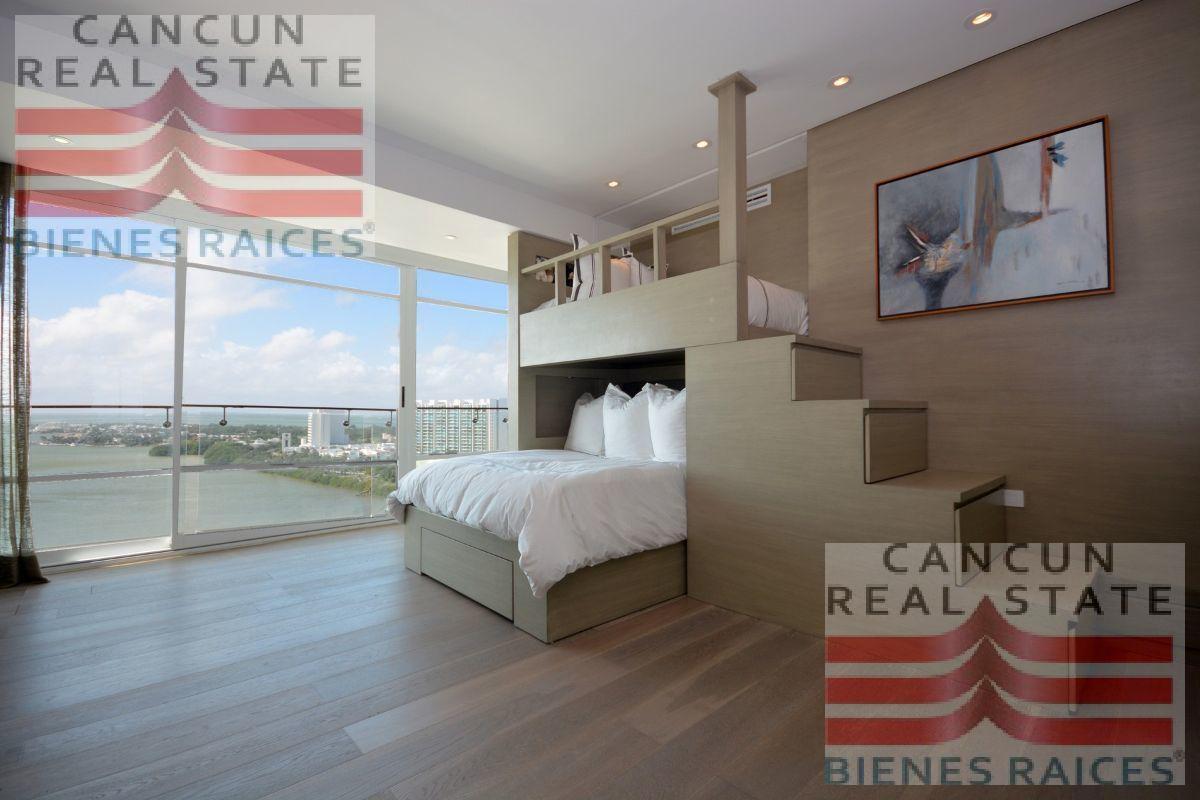 Foto Departamento en Venta en  Zona Hotelera,  Cancún  Punta Cancun venta