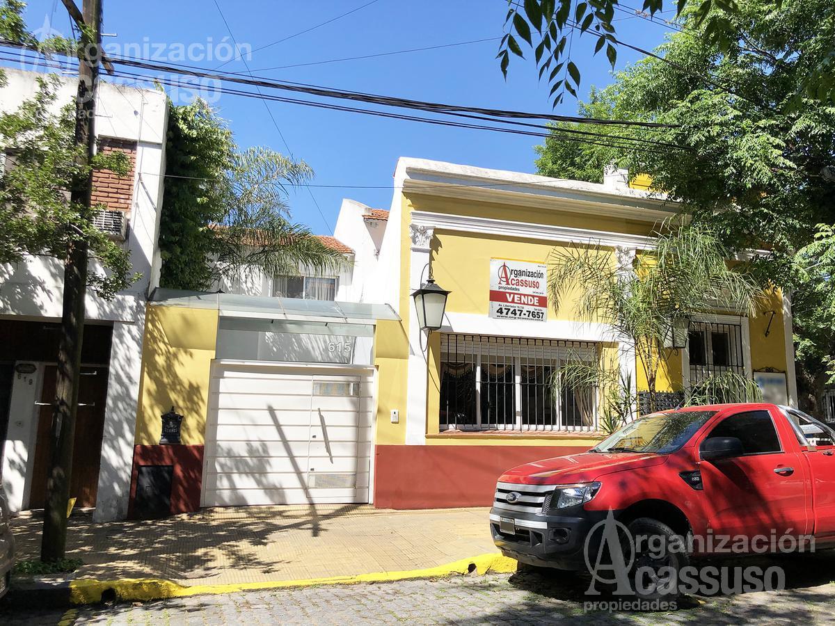 Foto PH en Venta en  San Isidro ,  G.B.A. Zona Norte  Excelente Casa / PH en Casco Historico