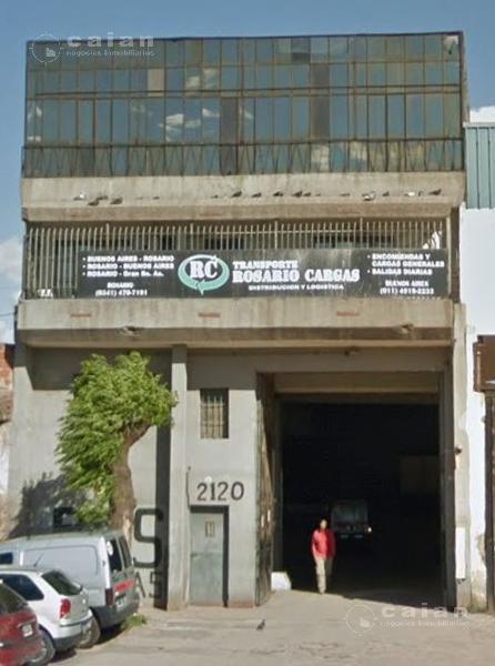 Foto Depósito en Alquiler en  Pompeya ,  Capital Federal  Av.  Federico F. de la Cruz al 2100