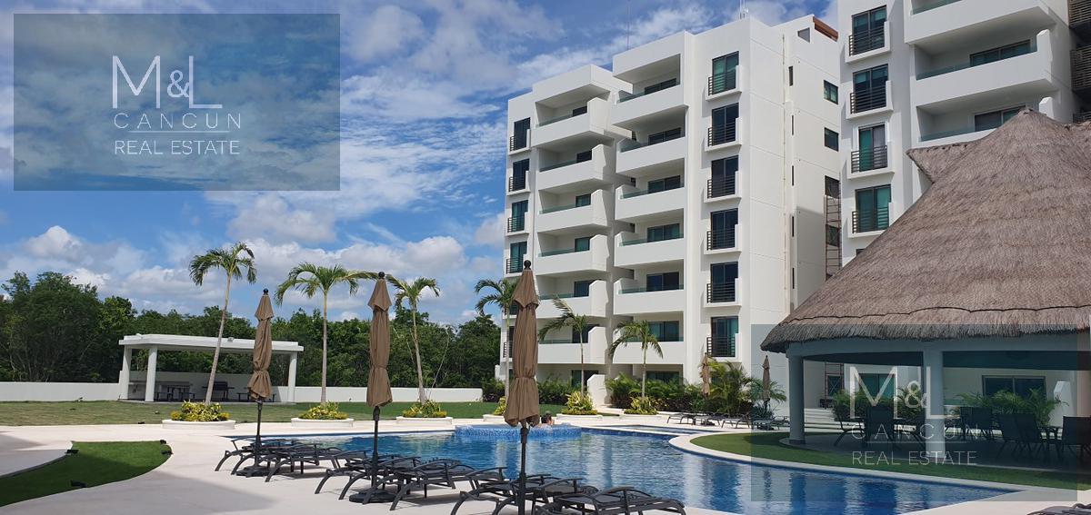 Foto Departamento en Renta en  Aqua,  Cancún  Departamento en Venta CASCADES  Residencial Aqua, Penthouse de 3 recàmaras con Roof Garden,. Supermanzana 330, Cancún, Quintana Roo Mèxico