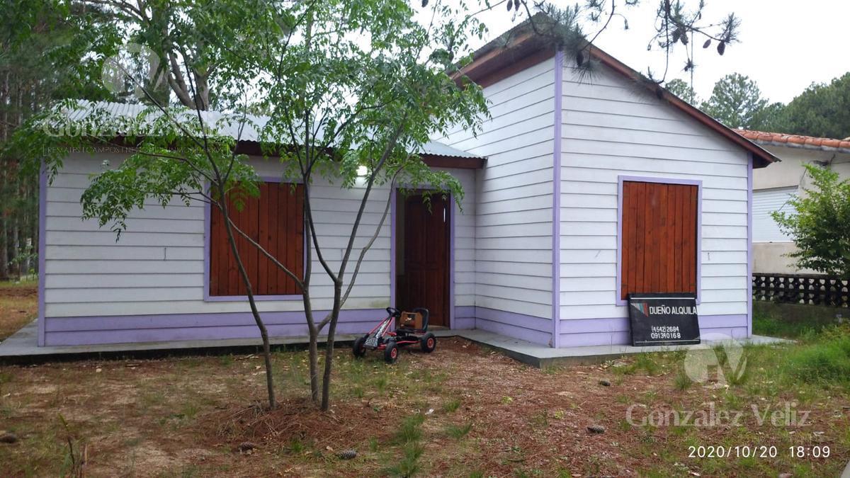 Foto Casa en Alquiler temporario en  Zagarzazu,  Carmelo  Medusa entre Marejada y Sotavento - Zagarzazu