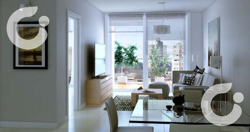 Foto Departamento en Venta en  Pocitos ,  Montevideo  Estrená hoy, Penthouse con 2 terrazas y parrillero.