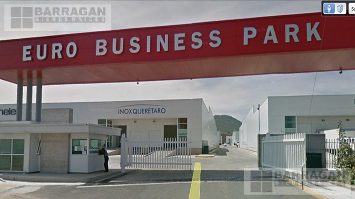 Foto Nave Industrial en Venta | Renta en  El Cerrito,  Querétaro  NAVES INDUSTRIALES EN VENTA Y RENTA  EURO BUSINESS PARK