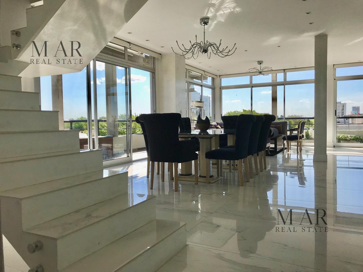 Exclusivo Duplex en Complejo Tronador