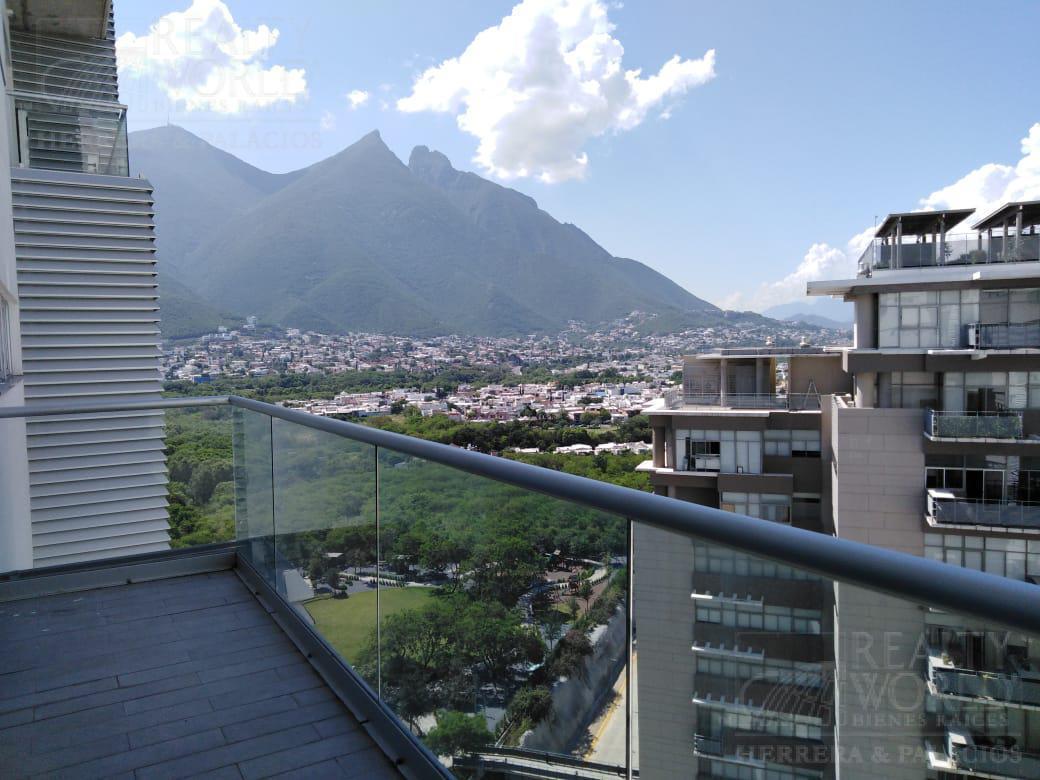 Foto Departamento en Renta en  Ladrillera,  Monterrey  Departamento en Renta Nuevo Sur
