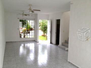 Foto Casa en condominio en Renta en  Supermanzana 56,  Cancún  CASA 4 REC. SOL DEL MAYAB - CANCUN