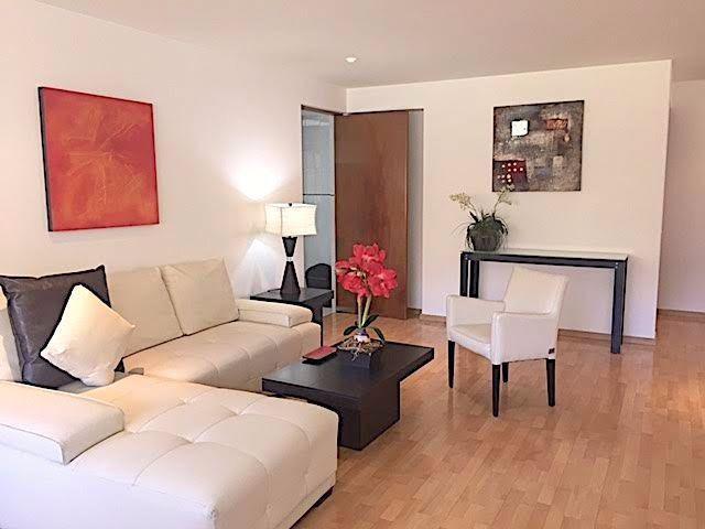 Foto Departamento en Renta en  Interlomas,  Huixquilucan  Departamento en Renta AMUEBLADO en Residencial Privilege, Interlomas