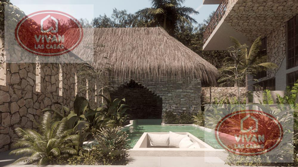 Foto Departamento en Venta en  Tulum ,  Quintana Roo  Condo 3 Rec - Tulum - Veleta - Mangle