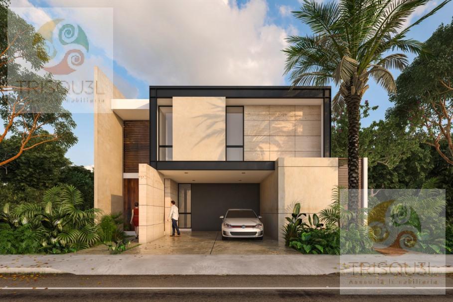 Foto Casa en condominio en Venta en  Temozon Norte,  Mérida  Casa en Venta Privada Novara Temozon,  Mérida Yucatán