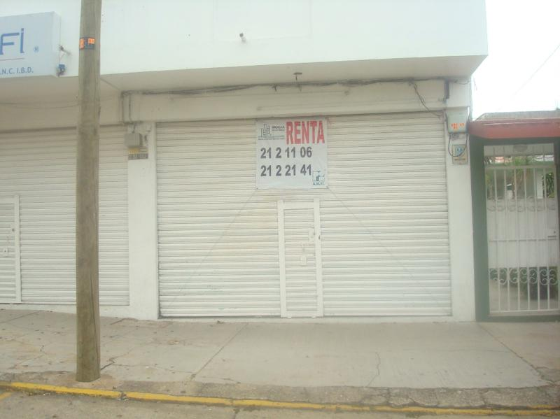 Foto Local en Renta en  Coatzacoalcos Centro,  Coatzacoalcos  Benito Juárez No. 704, zona Centro
