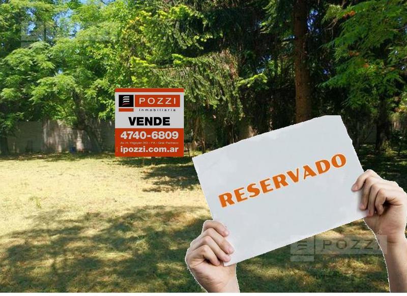 Foto Terreno en Venta en  General Pacheco,  Tigre  Corrientes al  400