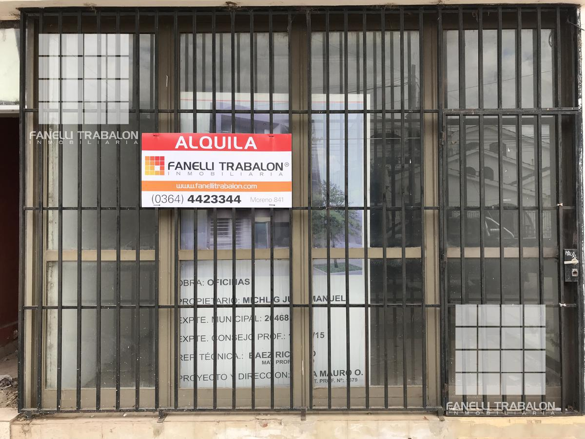 Foto Local en Alquiler en  Centro,  Presidencia Roque Saenz Peña  11 e 6 y 8