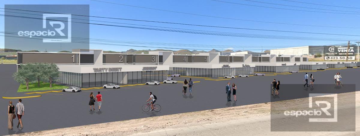 Foto Bodega Industrial en Venta en  Parque industrial Impulso,  Chihuahua  LOCALES EN  PRE-VENTA  FRENTE AL PARQUE IMPULSO