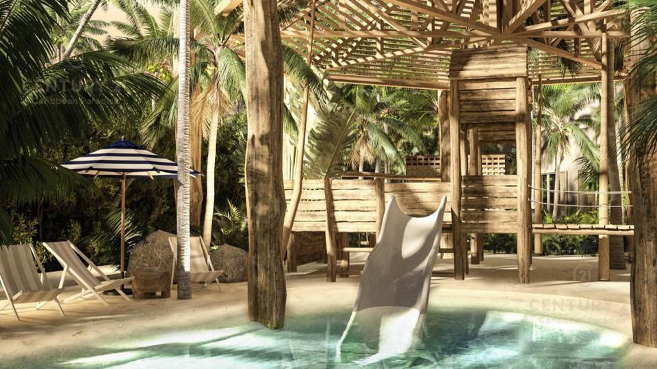 Playa del Carmen Apartment for Sale scene image 4