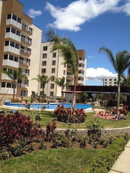 Foto Departamento en Renta en  San Rafael,  Alajuela  Condominio 9-10 Concasa
