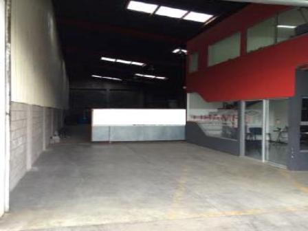 Foto Bodega Industrial en Renta en  Ulloa,  Heredia  Bodega en alquiler en Barreal de Heredia