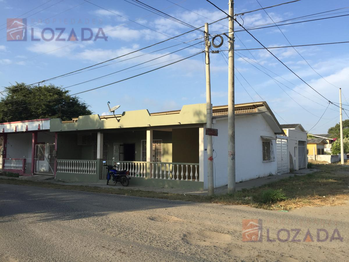 Foto Casa en Venta en  Centro de Ballenita,  Ballenita  Vendo casa  Ballenita esquinera $43.500