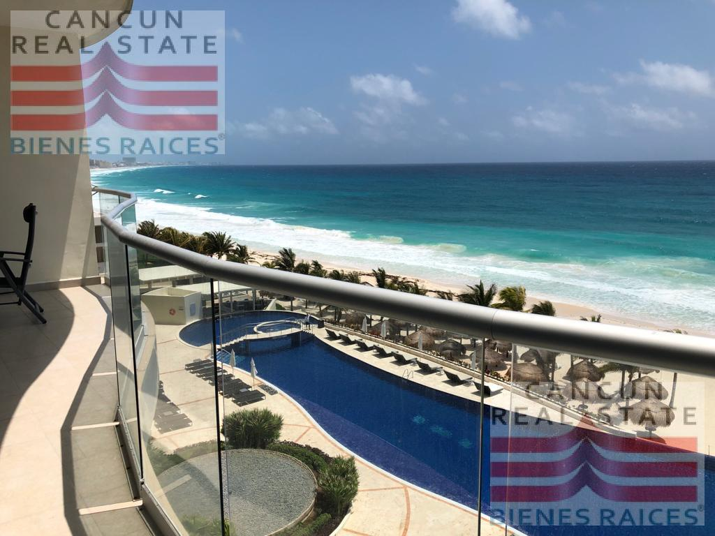 Foto Departamento en Renta en  Zona Hotelera,  Cancún          Blvd Kukulcan  Lahia renta