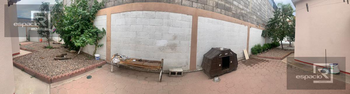 Foto Casa en Venta en  Fraccionamiento La Cantera,  Chihuahua  CASA EN VENTA DE UNA PLANTA EN CANTERAS CON EXCEDENTE DE TERRENO FRENTE A PARQUE