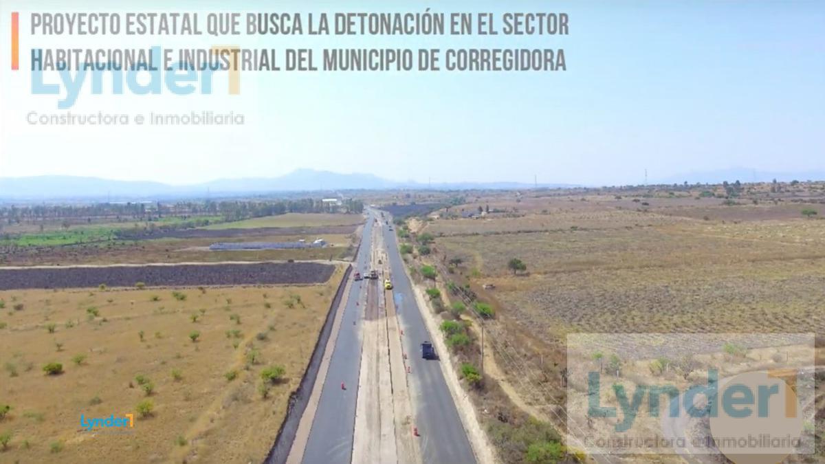 Foto Terreno en Venta en  Corregidora,  Querétaro  TERRENO EN VENTA EN CARRETERA CORONEO CORREGIDORA, QUERETARO