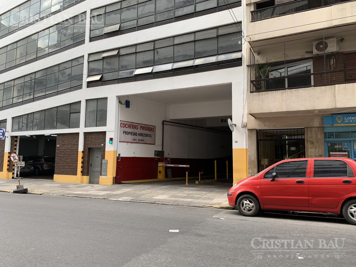 Foto Cochera en Venta en  Recoleta ,  Capital Federal  Peña 2627/29/37/47 5 U199