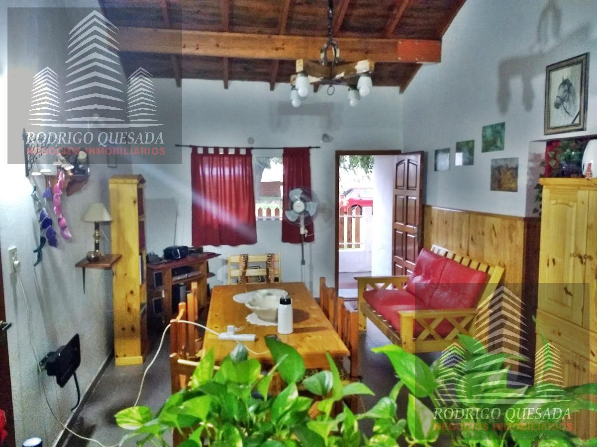 Foto Casa en Venta en  General Lavalle,  General Lavalle  Casa 3 ambientes en lote propio c/cochera!!!