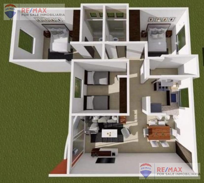 Foto Departamento en Venta en  Loma del Tzompantle,  Cuernavaca  Venta de departamento en Lomas Tzompantle, Cuernavaca, Mor…Clave 3509