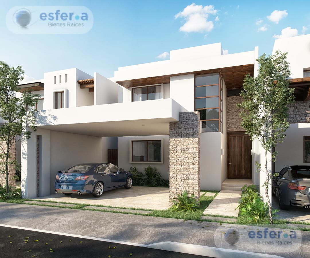 Foto Casa en Venta en  Santa Gertrudis Copo,  Mérida  Amara Privada Residencial