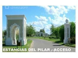 Terreno-Venta-Estancias Del Pilar-PANAMERICANA 200
