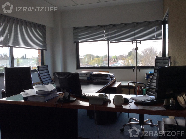 Oficina-Alquiler-Del Viso-Office Park Plaza