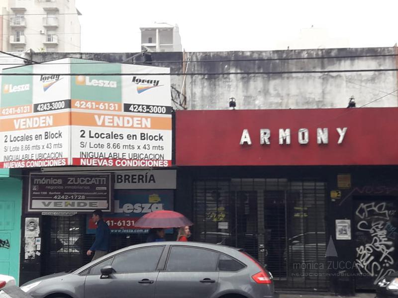 Foto Local en Venta en  Banfield,  Lomas De Zamora  Maipu 327/ 29