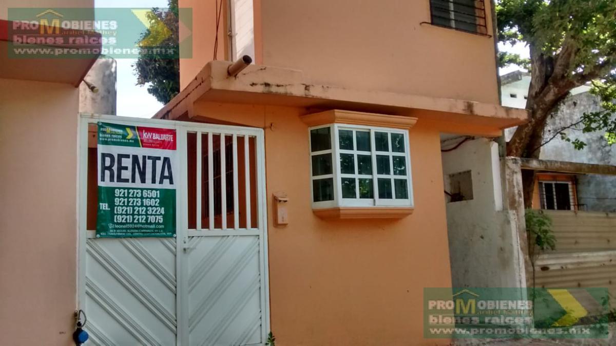 Foto Casa en Renta en  Coatzacoalcos ,  Veracruz  CASA EN QUEVEDO CENTRO