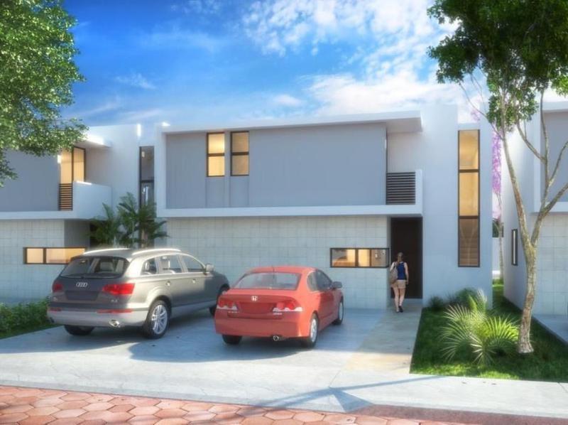 Foto Casa en condominio en Venta en  Pueblo Cholul,  Mérida  Casa en venta Privada Lunare Lomas Plus, Mérida Yucatàn
