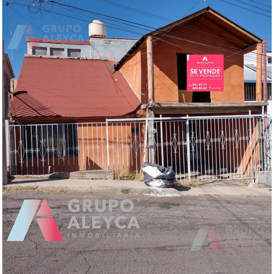 Foto Casa en Venta en  Abraham González,  Chihuahua  Ocenano Pacifico 2177, Abraham Gonzalez