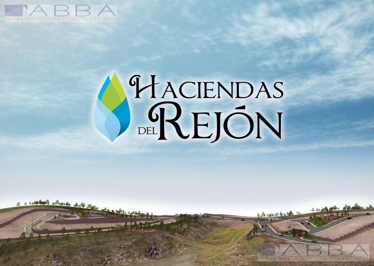Foto Terreno en Venta en  Haciendas del Rejón,  Chihuahua  TERRENO RESIDENCIAL EN VENTA  HACIENDAS REJON II CON VISTA A LA PRESA