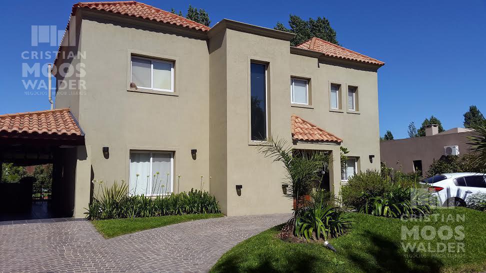 Foto Casa en Venta en  Acacias Blancas,  Countries/B.Cerrado (Escobar)  Barrio Cerrado Acacias Blancas Cristian Mooswalder Negocios Inmobiliarios