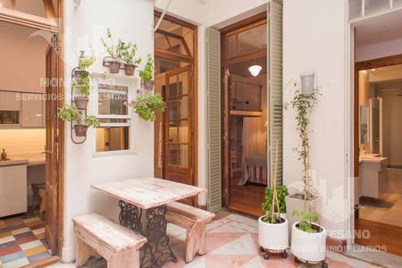 Foto Casa en Alquiler temporario en  Palermo ,  Capital Federal  Soler al 3900