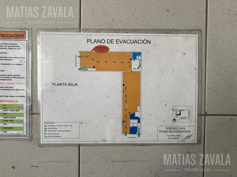 Foto Galpón en Venta en  Paternal ,  Capital Federal  Luis Viale al 1400