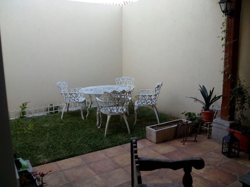 Foto Casa en condominio en Venta en  Mixco,  Mixco  CASA REAL VICTORIA  EN VENTA EN EL NARANJO MIXCO