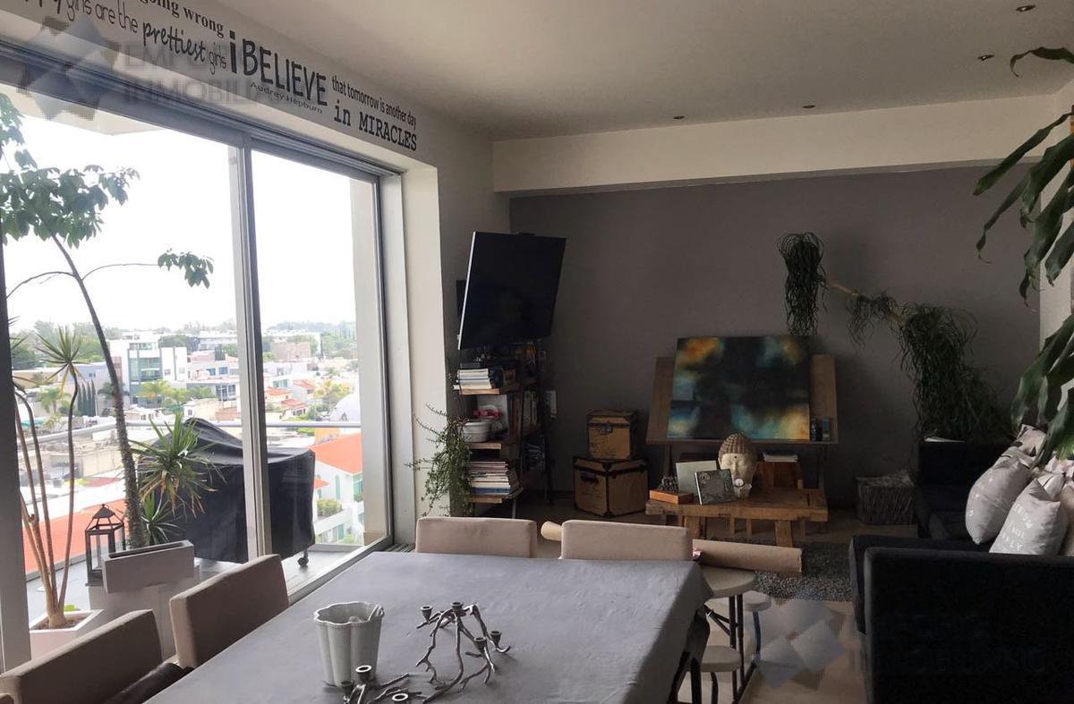 Foto Departamento en Venta en  Conjunto habitacional Lomas Altas,  Zapopan  Departamento Venta Lomas Altas $7,913,000 A386 E1