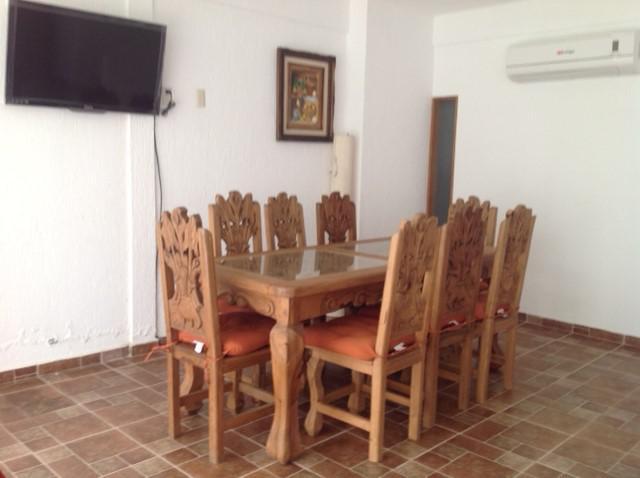 Foto Casa en condominio en Renta temporal en  Acapulco de Juárez ,  Guerrero  Villa kc 1